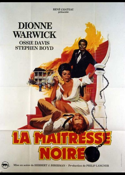 affiche du film MAITRESSE NOIRE (LA)