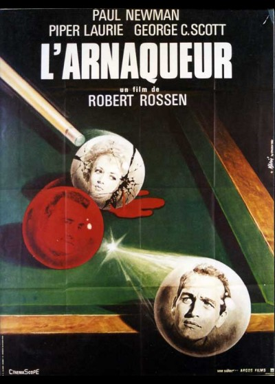 affiche du film ARNAQUEUR (L')