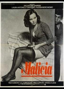 MALIZIA movie poster