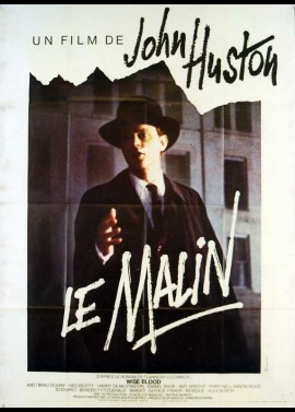WISE BLOOD movie poster