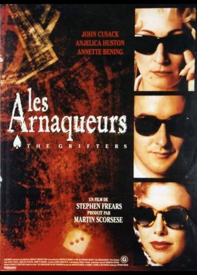 affiche du film ARNAQUEURS (LES)