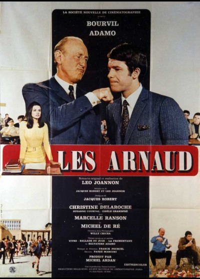 ARNAUD (LES) movie poster
