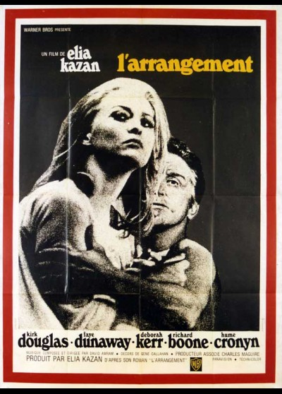 affiche du film ARRANGEMENT (L')