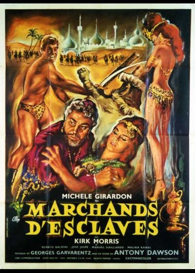 ANTHAR L'INVINCIBILE / DEVIL OF THE SEDERT AGAINST THE SON OF HERCULES movie poster