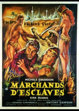 ANTHAR L'INVINCIBILE / DEVIL OF THE SEDERT AGAINST THE SON OF HERCULES movie poster
