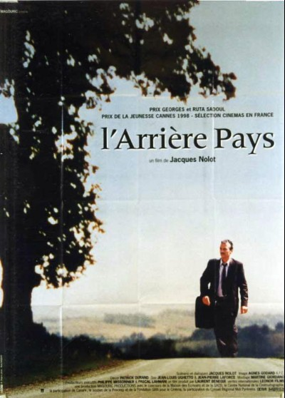 ARRIERE PAYS (L') movie poster