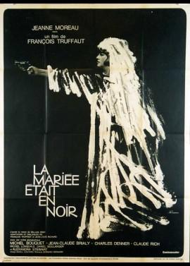 MARIEE ETAIT EN NOIR (LA) movie poster