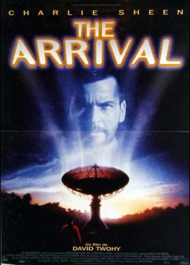 affiche du film ARRIVAL (THE)
