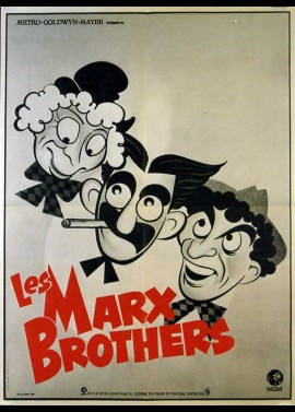 MARX BROTHERS (LES) movie poster