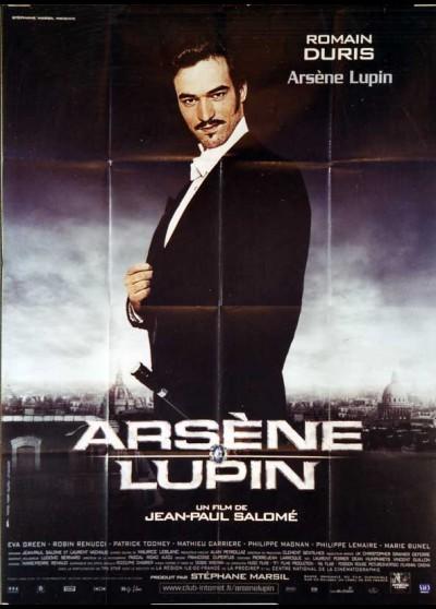 ARSENE LUPIN movie poster