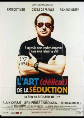ART DELICAT DE LA SEDUCTION (L') movie poster