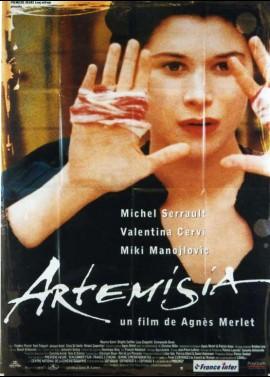 ARTEMISIA movie poster