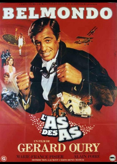 AS DES AS (L') movie poster