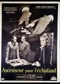 ASCENSEUR POUR L'ECHAFAUD