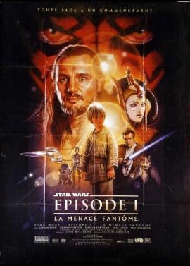 PHANTOM MENACE (THE) STAR WARS EPISODE 1 movie poster