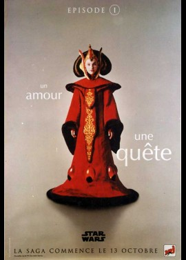 affiche du film MENACE FANTOME (LA)
