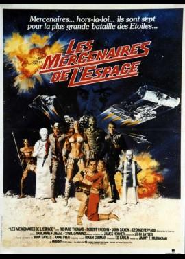 BATTLE BEYOND THE STARS movie poster