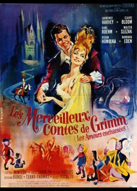 WONDERFUL WORLD OF THE BROTHERS GRIMM (THE) movie poster