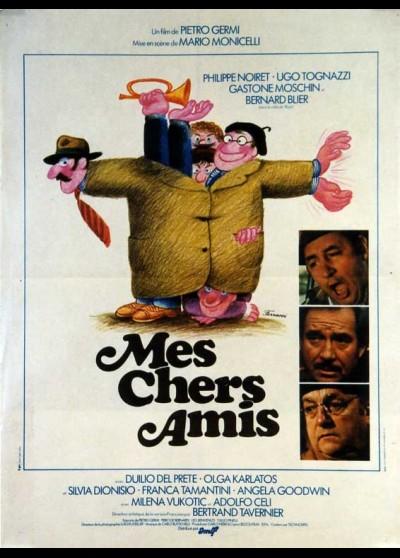 AMICI MIEI movie poster