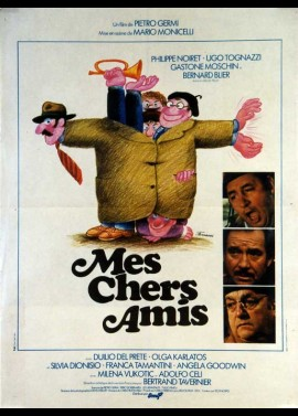 AMICI MIEI movie poster