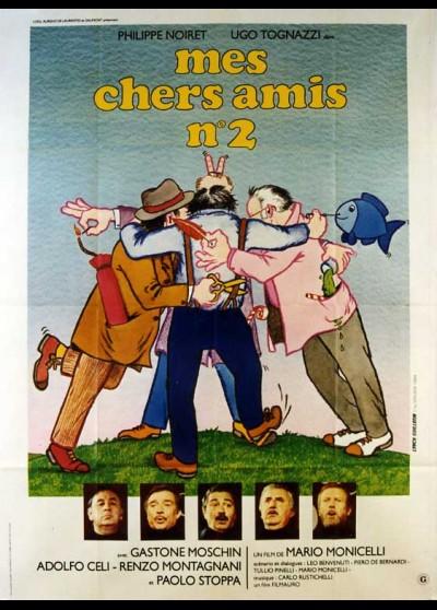 AMICI MIEI ATTO 2 movie poster