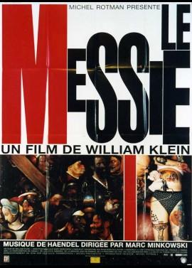 MESSIE (LE) / MESSIAH movie poster