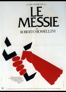 affiche du film MESSIE (LE)