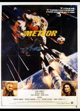 METEOR movie poster