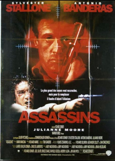 affiche du film ASSASSINS