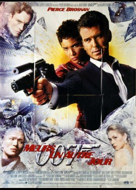DIE ANOTHER DAY movie poster