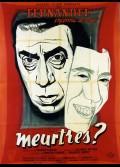 MEURTRES