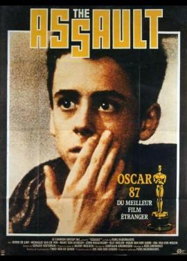 affiche du film ASSAULT (THE)