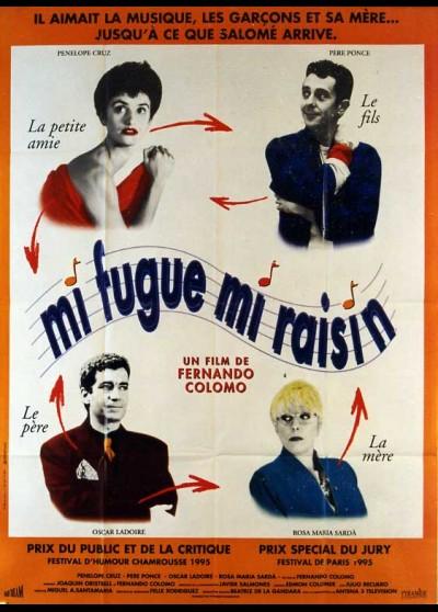 ALEGRE MA NON TROPPO movie poster