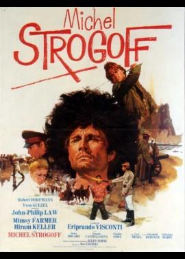 STROGOFF movie poster