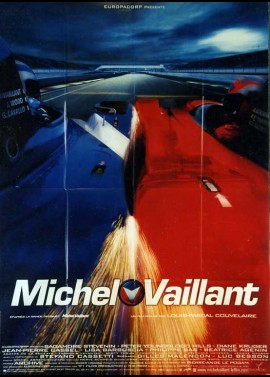 MICHEL VAILLANT movie poster