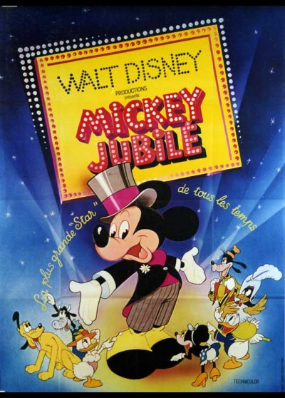 MICKEY MOUSE GOLDEN JUBILE SHORTS movie poster