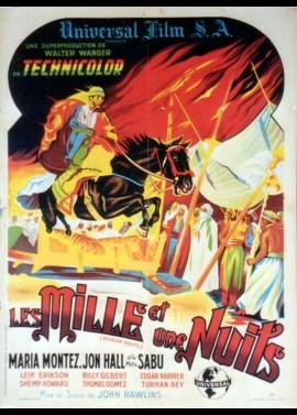 ARABIAN NIGHTS movie poster