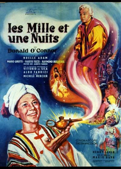 affiche du film MILLE ET UNE NUITS (LES)