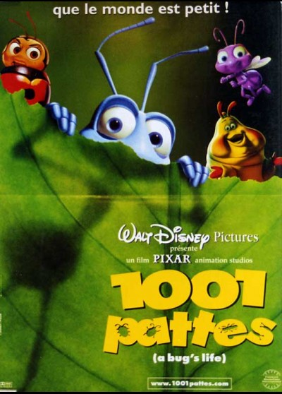 A BUG'S LIFE movie poster
