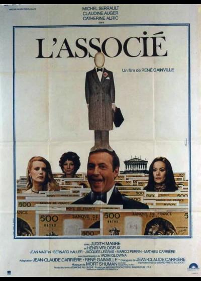 affiche du film ASSOCIE (L')