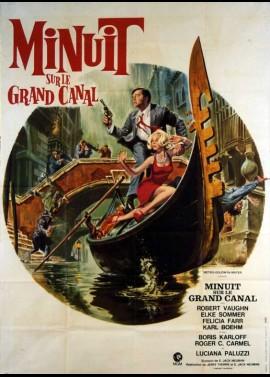 VENETIAN AFFAIR (THE) movie poster