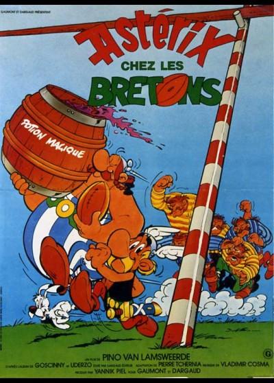 ASTERIX CHEZ LES BRETONS movie poster