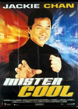 affiche du film MISTER COOL