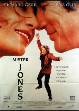 MISTER JONES / MR JONES movie poster