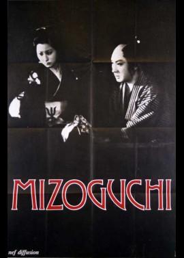 affiche du film MIZOGUSHI