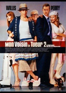 WHOLE TEN YARDS (THE) movie poster