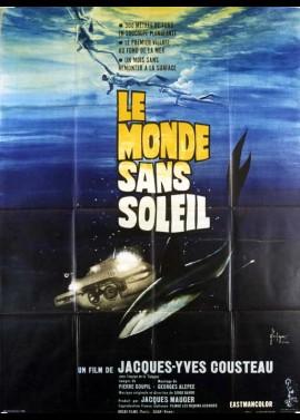 affiche du film MONDE SANS SOLEIL (LE)