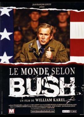 affiche du film MONDE SELON BUSH (LE)