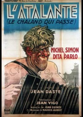 ATALANTE (L') / LE CHALAND QUI PASSE movie poster