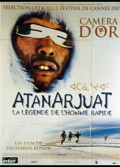 affiche du film ATANARJUAT